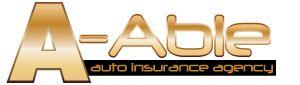 A  Able Auto Insurance Agency
