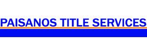 Paisanos Title Services
