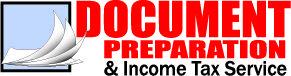 Document Preparation & Income Tax Service #1