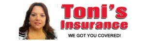 Toni's Insurance