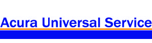 Acura Universal Service