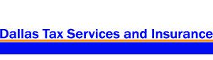 Dallas Tax Services and Insurance