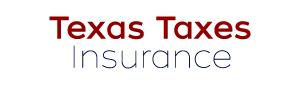 Texas Taxes & Insurance